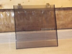 Aiwa LX-110 Stereo Turntable Original Dust Cover Part
