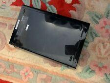 Nintendo Wii U 32GB Black Console Only READ DESCRIPTION
