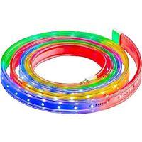Gemmy FlexTech 108 LED Multicolor Rope Ribbon Lights LightShow Christmas