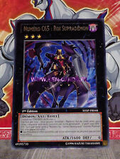 Carte Yu Gi Oh NUMERO C65 : ROI SUPRADEMON SHSP-FR048