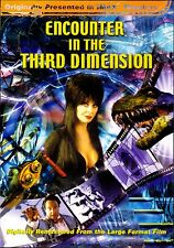 ENCOUNTER IN THE THIRD DIMENSION: 2D & 3D VERSIONS OF ELVIRA IMAX HALLOWEEN FILM