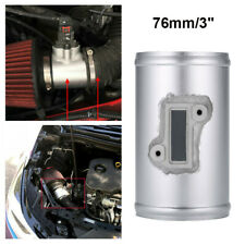 """3"""" Air Flow Sensor Mount Performance Air Intake Meter Adapter For Auto Car SUV"""