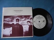 """Cry Before Dawn - Gone Forever. Gatefold Sleeve. 7"""" vinyl single (7v1990)"""