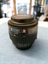 Nikon AF Nikkor 35 - 70mm F3.3-4.5