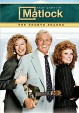 Matlock Fourth Season 0097368947948 With Julie Sommars DVD Region 1