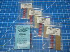 50V Electrolytic Capacitor Kit - Wurth ATG5 Series - Small Value Kit 50Pcs