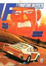 manga STAR COMICS F1 MOTORI IN PISTA numero 21