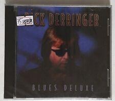 Rick Derringer – Blues Deluxe BB20392 US CD SEALED