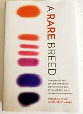 A Rare Breed (1st/1st) Daniel S. Levine Hardcover 2017 FREE SHIPPING