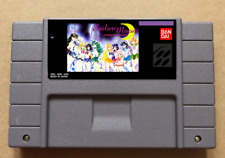 Pretty Soldier Sailor Moon Another Story RPG - SNES Super Nintendo English NTSC