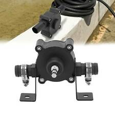 Hand-Electric-Drill Drive Self Priming Pump Oil Fluid Water Transfer Small Pumps