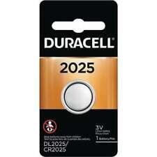 DURACELL DL2025 3V CR2025 LITHIUM BATTERY NEW