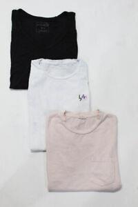 We The Free John Galt Chinti & Parker Womens Tees Black White Size M OS Lot 3
