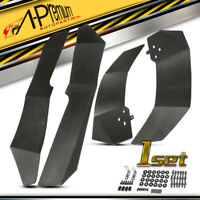A-Premium Mud Flaps Fender Flares Guard for Polaris RZR XP 1000  XP 4 1000 Turbo