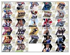 Great Britain - UK 2012 - Team GB Gold Medal Winners complete set of 29 single s