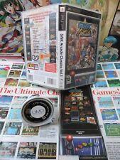Sony PSP:SNK Arcade Classics Vol.1 [TOP & 1ERE EDITION] COMPLET - Fr
