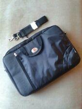 Swiss Alps by Swiss Army Laptop Sleeve Case Bag 17 x 11.5 Black Lightweight