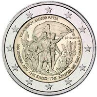 Griechenland 2 Euro 2013 Beitritt von Kreta zu Griechenland 1913 bankfrisch