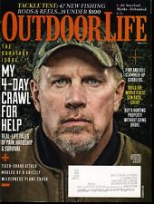 Outdoor Life Magazine April 2016 The Survivor Issue Real Life Tales
