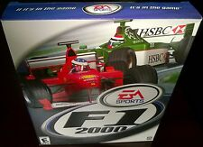 F1 2000, Racing, EA Sports (PC, 2000) NISB