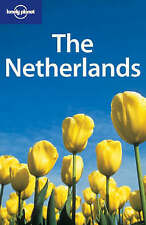 Lonely Planet the Netherlands (Lonely Planet Travel Guides)-ExLibrary