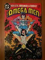 Omega Men #3, VF- 7.5, 1st Appearance Lobo