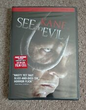 See No Evil (DVD, 2006) with EXCLUSIVE Circuit City Film Cell Inside - Brand New