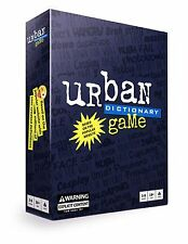 Urban Dictionary: The Party Game of Slang