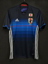 2016-17 JAPAN Home Jersey Soccer Shirt adidas L(Japan Size) *AUTHENTIC*