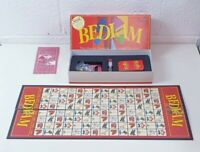 BEDLAM Family Friends Vintage Retro Board Game by Drummond Park 1990's
