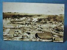 Coal Mine Town Rppc 1910 Postcard