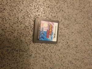 SONIC RUSH NINTENDO DS GAME CARTRIDGE ONLY