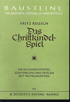 Fritz Reusch - Das Christkindel-Spiel