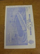 17/04/1965 Romford v Dartford  (Writing On Cover). Unless stated previously in t