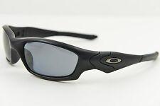 Oakley STRAIGHT JACKET Matte Black/Grey Polarized Sunglasses