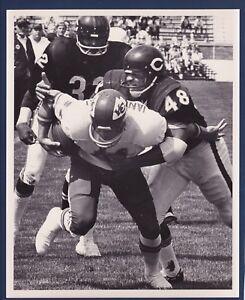Chicago Bears vs Kansas City Chiefs 1970's South Bend Tribune football photo