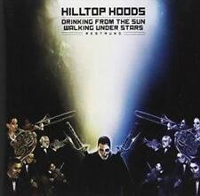 HILLTOP HOODS (DRINKING FROM THE SUN/WALKING UNDER STARS RESTRUNG CD + FREE POST