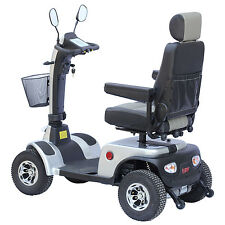 EnjoyCare X3 Mobility Scooter Golf Shopping Medium Large Size Scooter 900W