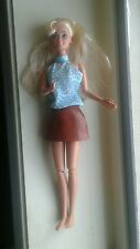 1993 Barbie doll Made in China