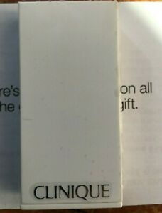 1 New Clinique All About Shadow Duo Slider Bronze Satin Ivory GWP Sample size