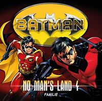 BATMAN - NO MAN'S LAND 04-FAMILIE  CD NEW