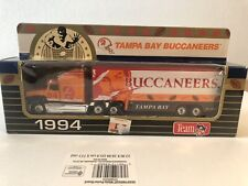 White Rose Collectibles Nfl Tampa Bay Buccaneers Tractor Trailer 1994
