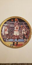 "UPPER DECK MICHAEL JORDAN ""1992 CHAMPIONS"" LIMITED EDITION 8"" PLATE WITH COA"