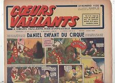 COEURS VAILLANTS 1942 n°30. Hergé. Tintin Le crabe aux Pinces d'Or.