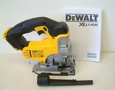 DeWALT DCS331N 18v XR Jigsaw Naked Body Only NEW