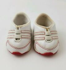 American Girl Doll Berry Stitched Tennies Shoes Sneakers Only 2009 Retired Rare
