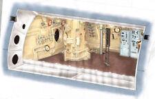 CMK 129-N72014 - 1:72 U-Boot typ IX Command Section Control ro - Neu