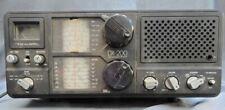 Realistic model DX200 shortwave receiver.