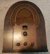 1933 Vintage Philco Superheterodyne tube radio model 60 in working condition