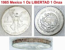 1985 Silver 1 OZ .999 Libertad Onza WINGED ANGEL SEALED Brilliant MS UNC Coin
